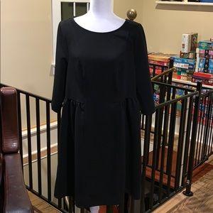 BNWT BB Dakota Black Textured Dress